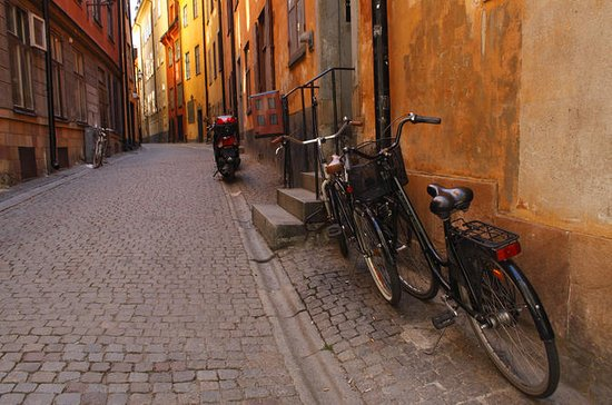 Privat tur: Stockholm Bike Tour...