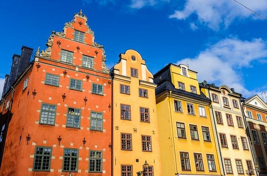 Stockholm City Private Walking Tour...