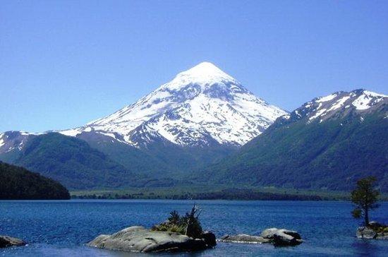 Lanín vulkan vandringstur i San...