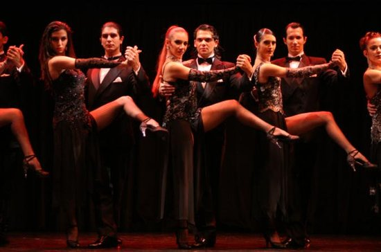 Esquina Carlos Gardel Tango Show mit...