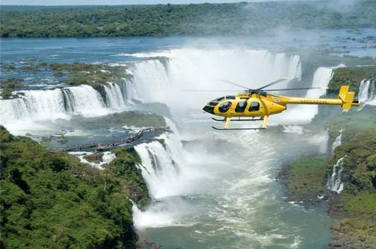 Iguassu Falls Panoramic Helikopter...