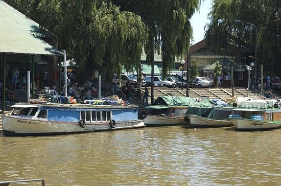 Tigre Delta Day Trip from Buenos Aires