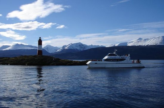 Beagle Channel and Sea Wolves Island...