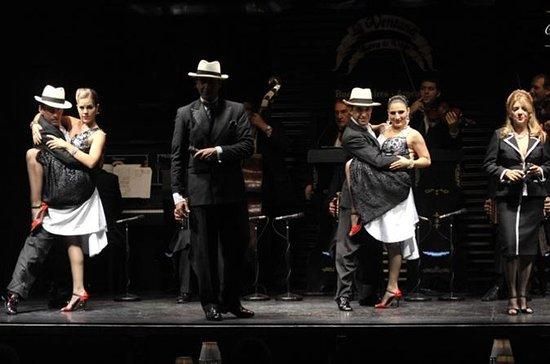 La Ventana Tango Show mit optionalem...