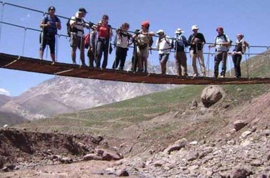 Excursión de senderismo por los Andes desde Mendoza