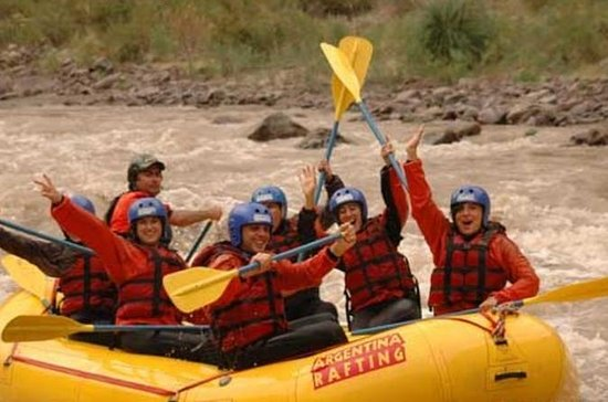 Half-Day Rafting Adventure on the...