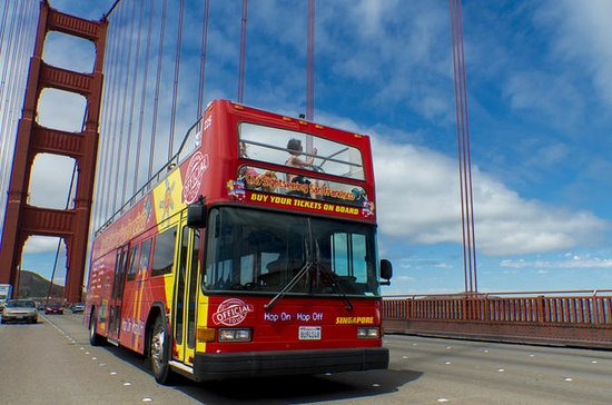 San Francisco City Sightseeing Hop-On...