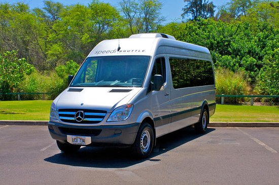 Shared Arrival Transfer: Kauai International Airport to Kauai Hotels