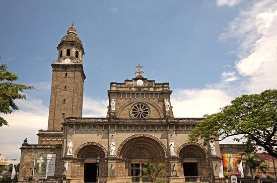 Manila Layover Tour: Overnight City...
