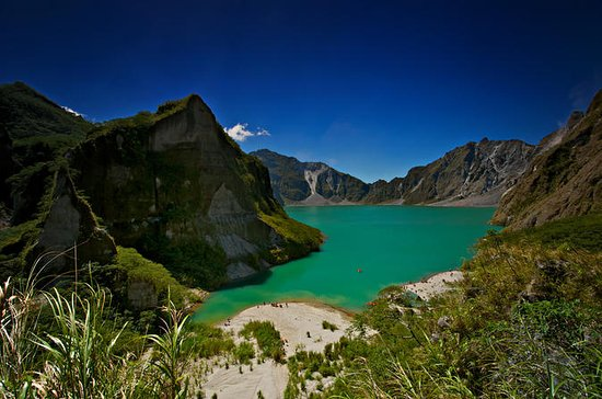 Mt. Pinatubo Crater Day Trip from...