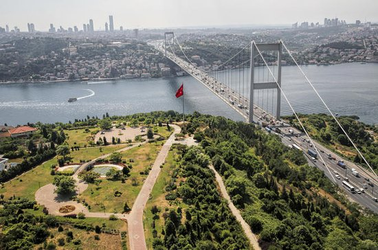 Golden Horn, Bosphorus Cruise, Spice Bazaar, Camlica Hill Tour