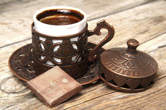 Turkish Coffee Tour and Coffee-Making ...