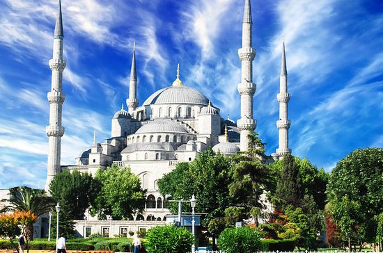 Istanbul Small-Group Walking Tour...