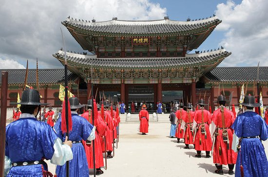 Historical Seoul Tour: Cheongwadae...