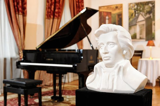 Krakow 1-Hour Chopin Piano Concert at Chopin Gallery