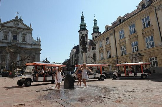Krakow City Sightseeing Private Tour...