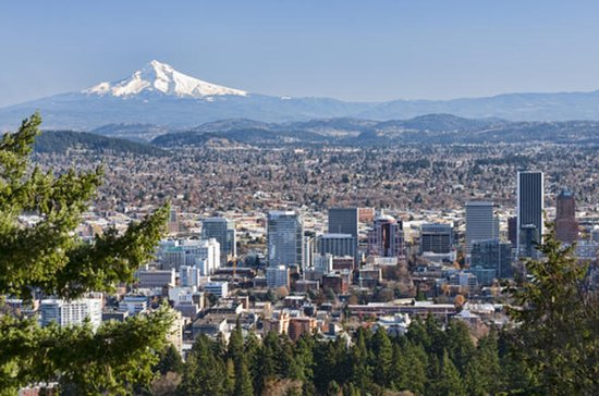 Portland Sightseeing Tour Including