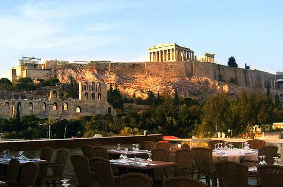 Acropolis of Athens, New Acropolis...