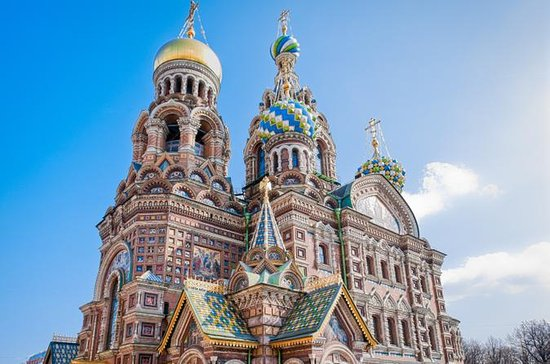 St Petersburg Private Walking Tour...
