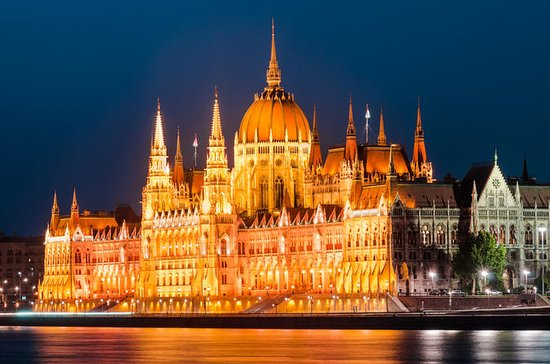 Budapest Late-Night Dinner Cruise on...