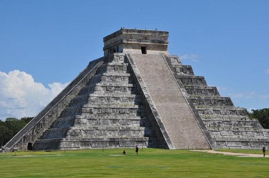 Chichen Itza Small-Group Tour with