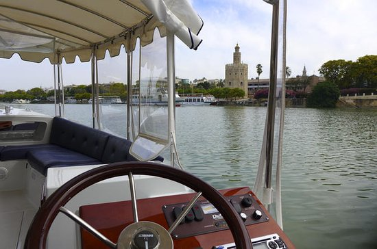 Seville Walking Tour and River Cruise
