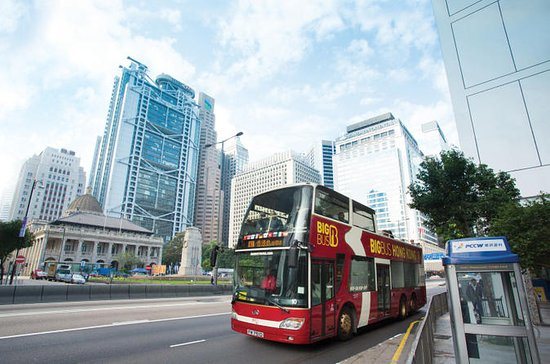 Tour Hop-On Hop-Off di Hong Kong con