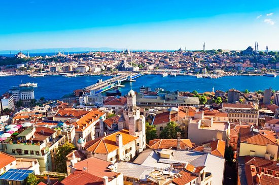 Istanbul City Tour with Golden Horn and Bosphorus Cruise
