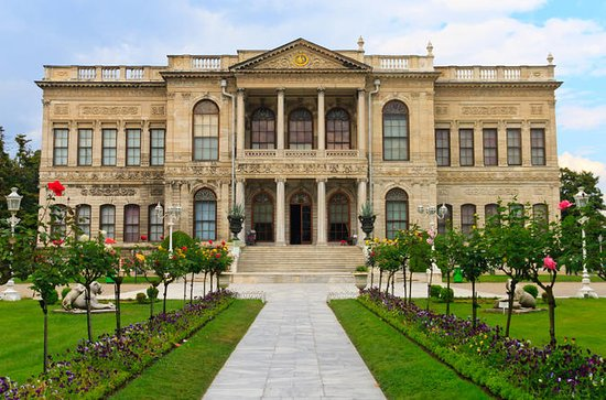 Istanbul Dolmabahce Palace Half-Day Tour with Admission