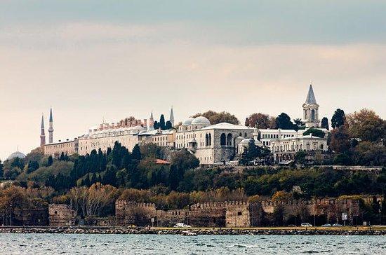 Recorrido por las reliquias otomanas de Estambul: palacio de Topkapi...