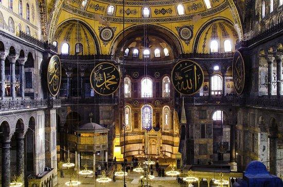Evite las colas: Basílica de Santa Sofía y Gran Bazar de Estambul