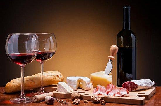 Rome Gourmet Food and Wine Tasting