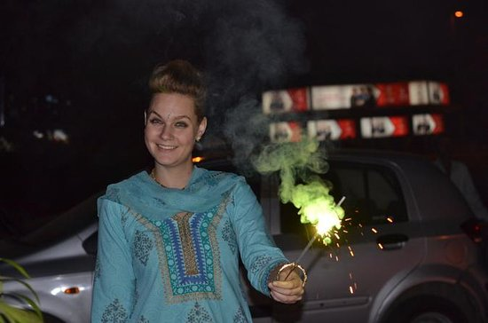 Experience Diwali: Celebrate with a...