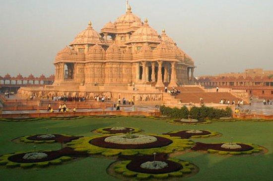 Private Tour: Akshardham Temple and...