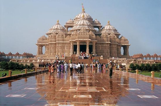 South Delhi Spiritual Private Tour...