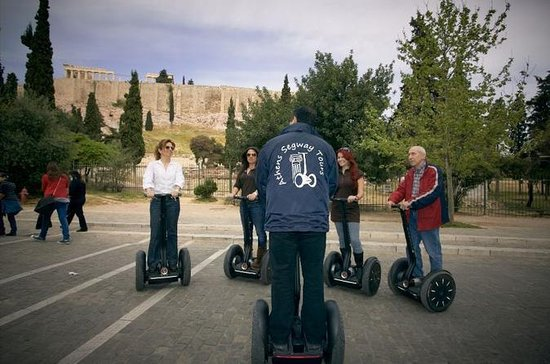Tour in Segway dell'Acropoli di Atene