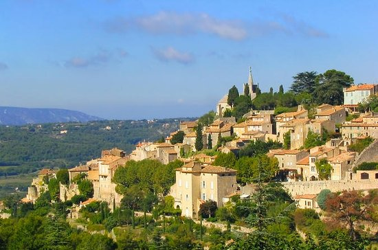 Aix-en-Provence to Luberon Villages...