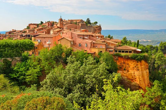 Provence Wineries and Luberon...