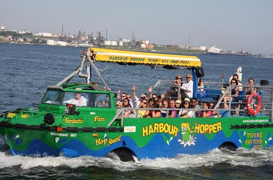 Halifax Harbor Hopper Tour