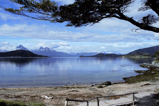 Hotel Austral: Enjoy a walk in the Tierra Del Fuego National Park. Very picturesque