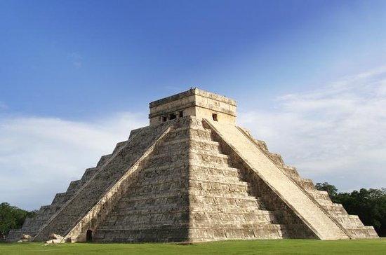 Chichen Itza VIP Early Access with...