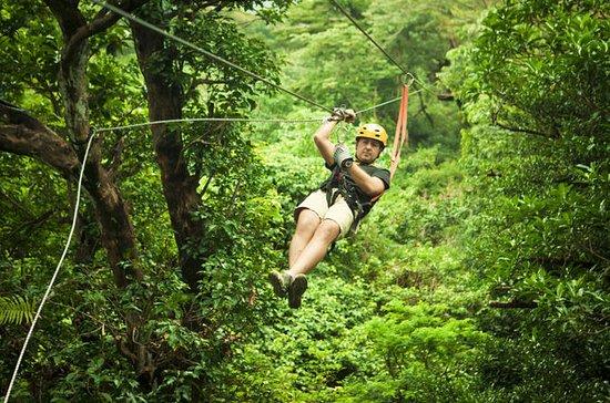 Huatulco Zipline Canopy Tour