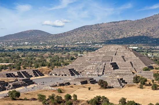 Teotihuacan Private Archeologist-Led...