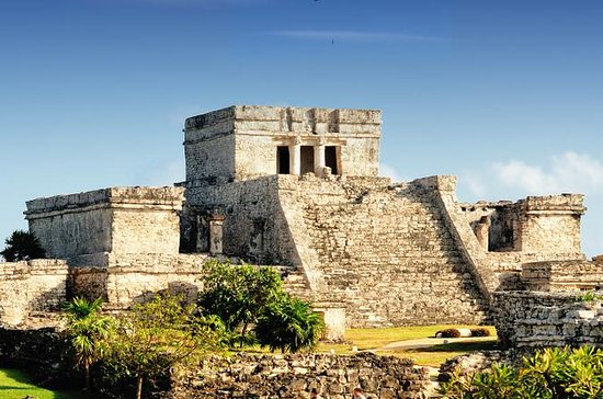 Tulum Ruins Early Access Tour with...
