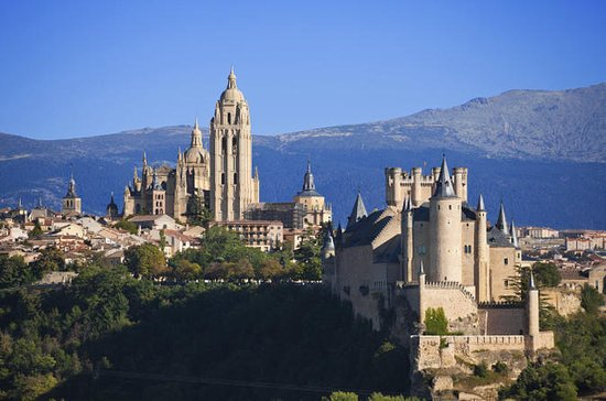 Private Tour: Segovia Day Trip from...