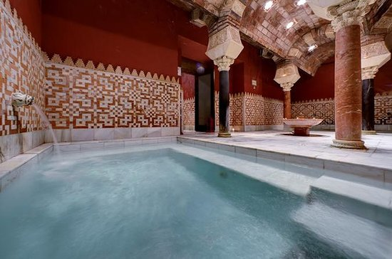 Arabian Baths Experience at Cordoba's...