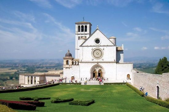 Siena to Assisi and Cortona Day Trip...