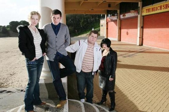 Barry Island 'Gavin and Stacey' TV...