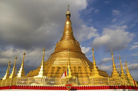 Myanmar Temples & Golden Triangle...