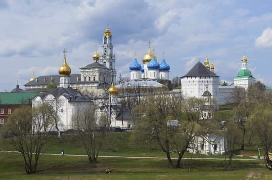 Private Tour: Sergiev Posad Day Trip...